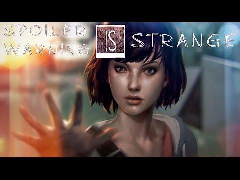Life is Strange EP1: Be Kind, Rewind
