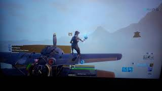 I found the cube making bug in the creative at Fortnite