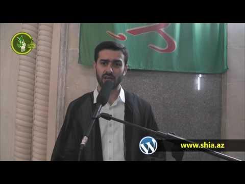 Hacı Samir Ramazan moizəsi Ənam surəsi 2-ci gün