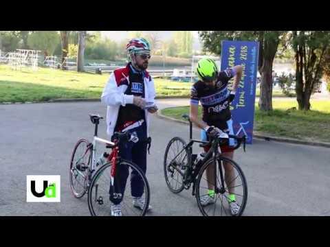 Circa 800 ciclisti al via della Valentiniana 2018