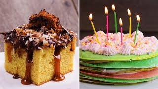 Top 8 Cake Recipes | Best Cake Recipe Ideas | Easy DIY Recipes by So Yummy