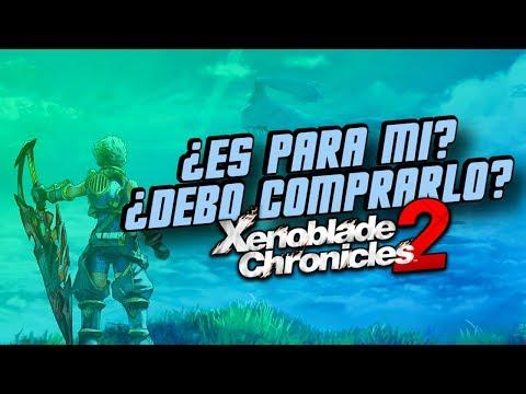 Guía para novatos en Xenoblade Chronicles 2 ¿LO COMPRO O NO?