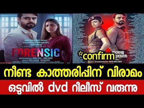 dvd-updates|forensic-malayalam-full-movie-release-date-confirm|🔥
