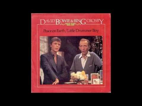 David Bowie & Bing Cros  Little Drummer Boy