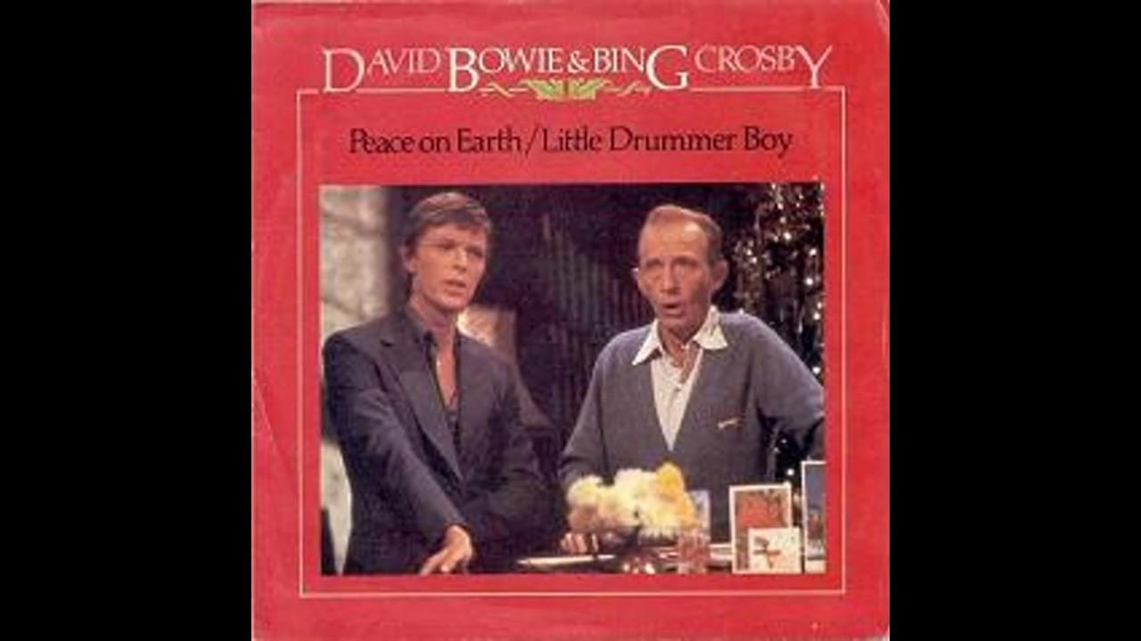 David Bowie & Bing Crosby - Little Drummer Boy - YouTube