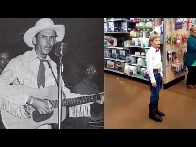 Walmart Yodeling Boy VS Original