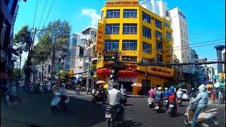 Đường Nguyễn Phi Khanh và Trần Quang Khải