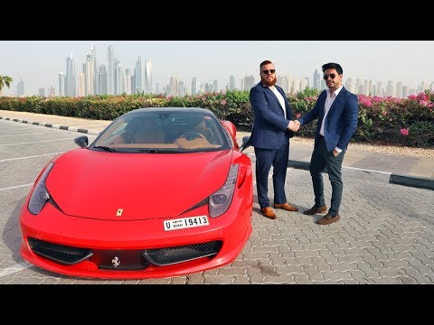 A DAY WITH A MULTIMILLIONAIRE IN DUBAI