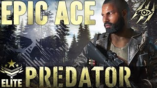 Diversionist + Predator = Ace [Full Round]