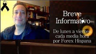 Breve Informativo - Notcias Forex del 21 de Noviembre 2018