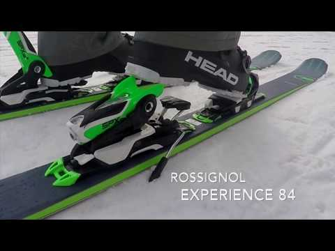 TEST SKIS ROSSIGNOL EXPERIENCE 2019