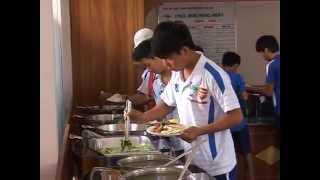 Khám phá nhà bếp của CLB Hoàng Anh Gia Lai