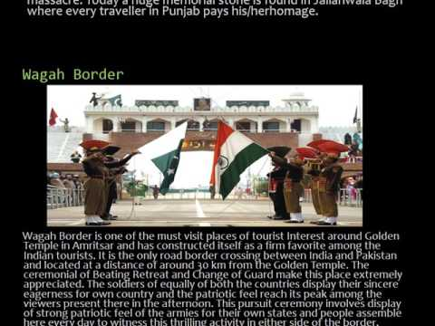 Best 5 Tourist Places in Amritsar | Top 5 Tourist Places in Amritsar
