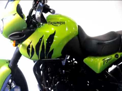 triumph tiger 955i 955cc for sale youtube. Black Bedroom Furniture Sets. Home Design Ideas