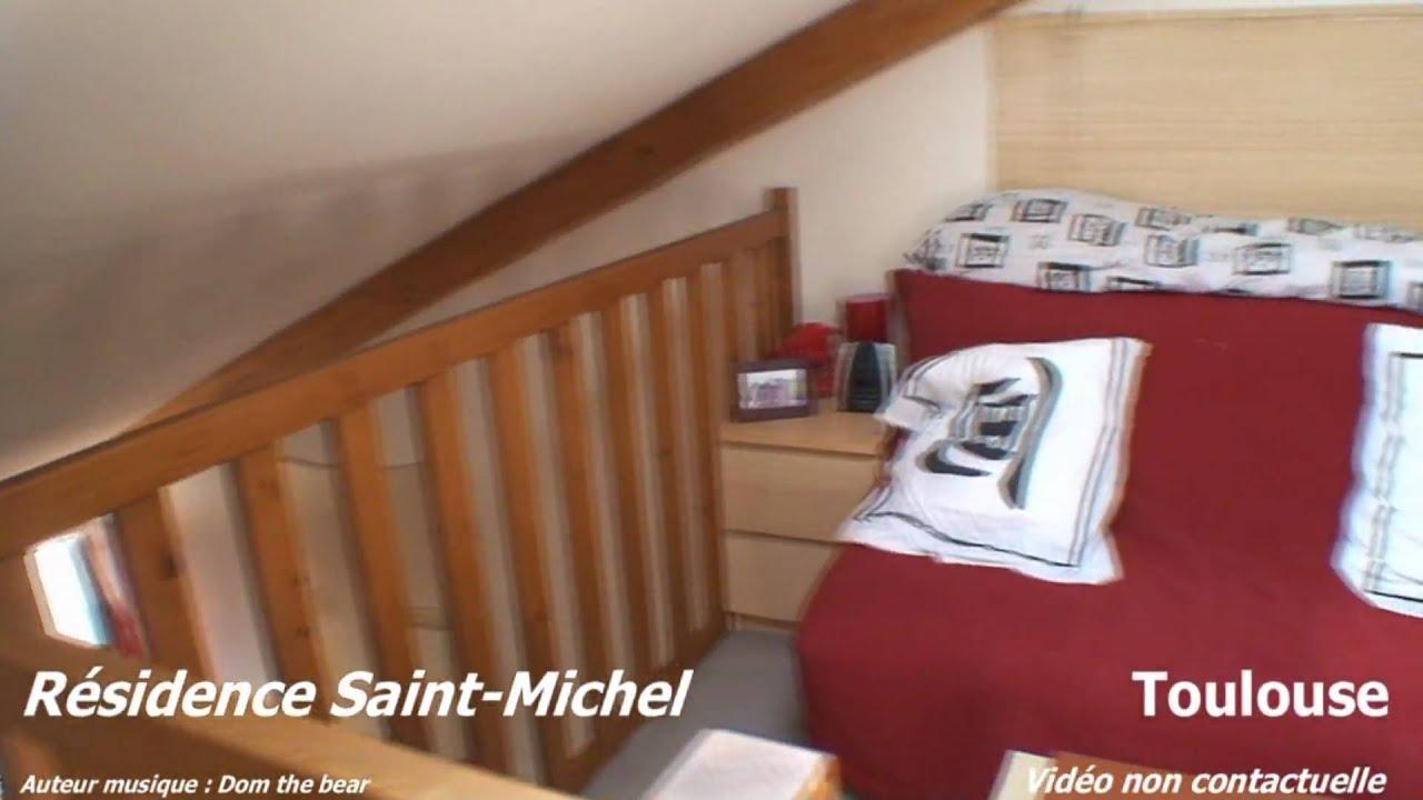 TOULOUSE Résidence étudiante Saint Michel
