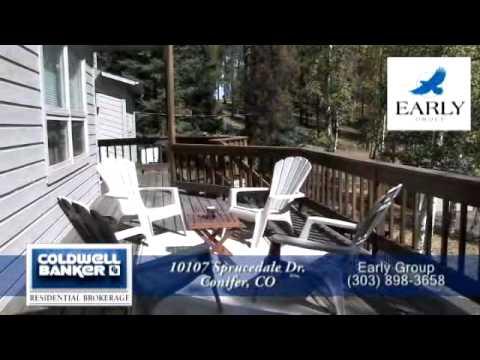 10107 Sprucedale Dr , Conifer, Colorado, Home for Sale