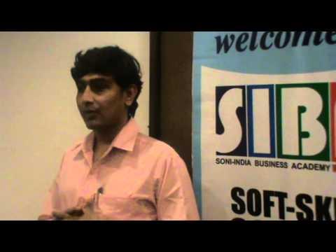 Soni-India Business Academy Soft Skill Course Testimonail