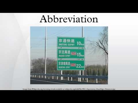 Abbreviation Latin 40