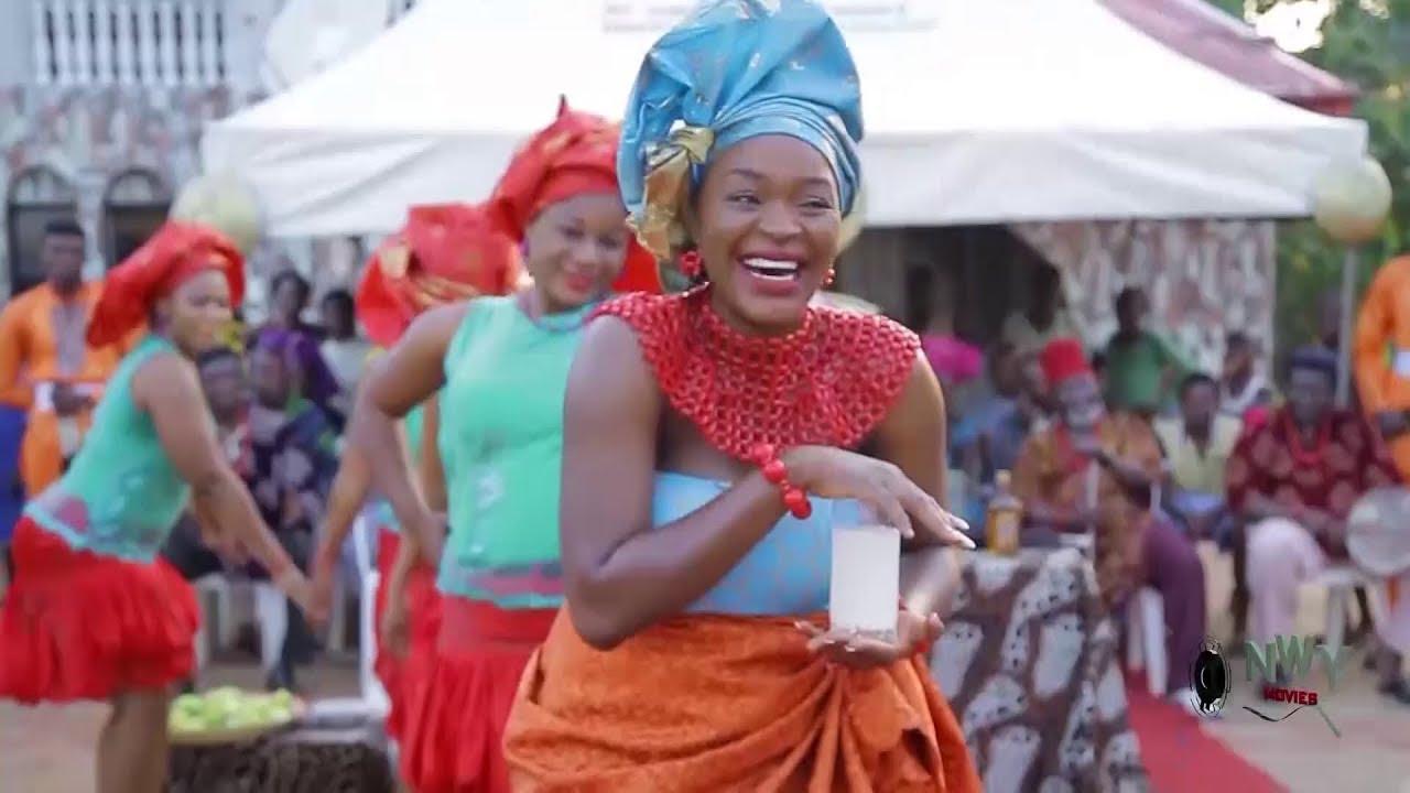 144be8a5445 Traditional Marriage Dance in IgboLand  Igba Nkwu  - YouTube
