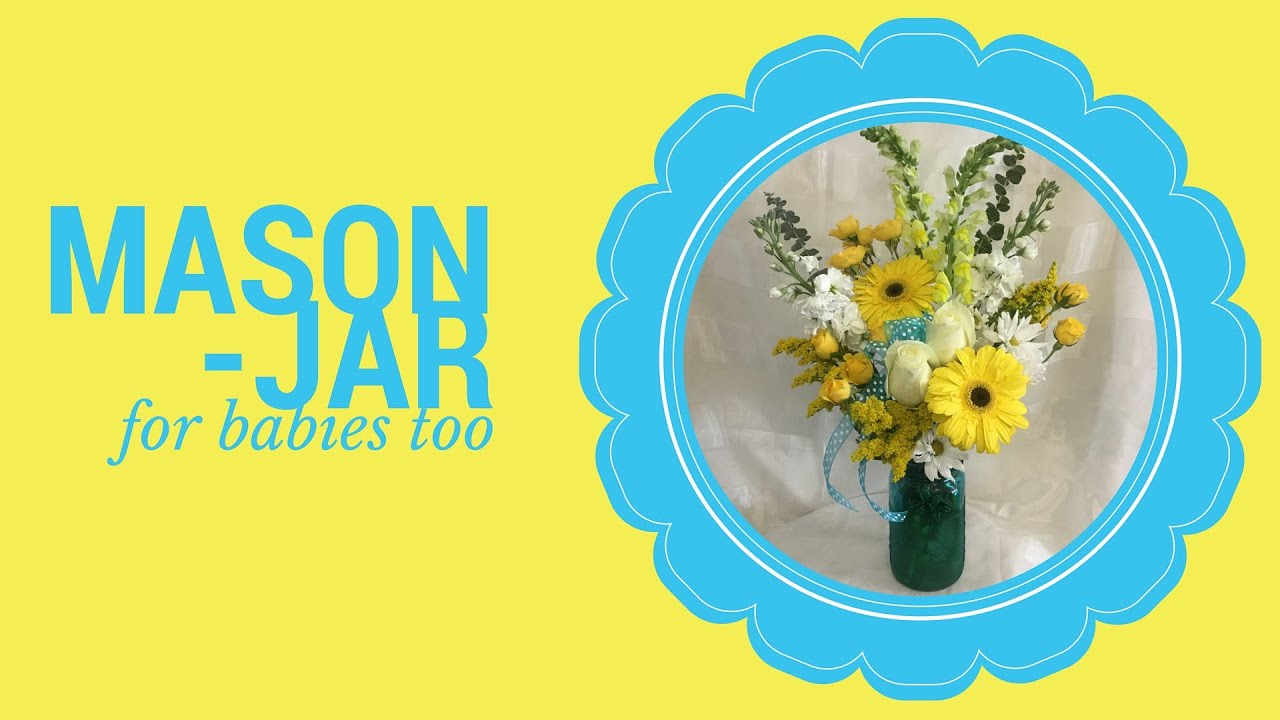 New Baby Boy Flowers Baby Boy Gift Ideas Baby Flowers For