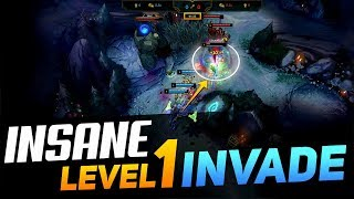 Get FREE WINS With Calculated Level 1 Invades!