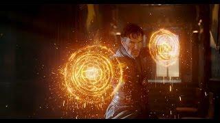"""Doutor Estranho - Clipe: """"Batalha no Santuário"""" [Benedict Cumberbatc]"""