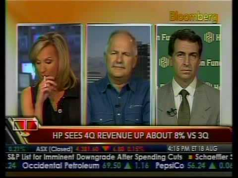 Earnings Watch - Hewlett-Packard - Bloomberg