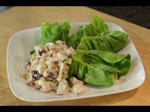 Chicken Salad & Chef Brooks Visits Ozark All Season Hydro-Farm
