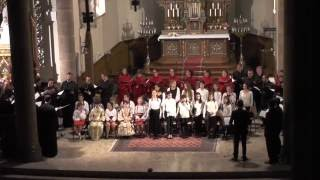 Byzantion Choir - Osoi eis Christon, mode plagal of 1sr