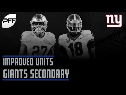 New York Giants: Post-draft defensive backs breakdown
