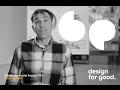 Social Impact Design 101 | AIGA Design for Good episode 1
