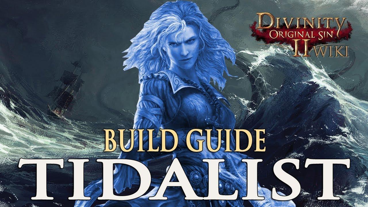 Divinity Original Sin 2 Builds - Tidalist (Mage)