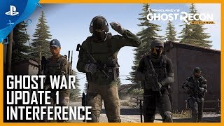 Tom Clancy's Ghost Recon Wildlands: Ghost War - Update #1: Interference | PS4