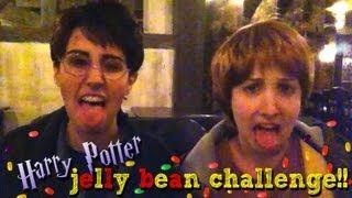 HARRY POTTER JELLY BEAN CHALLENGE!