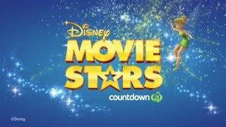 Disney Collectibles | Movie Stars | Trading Cards | Countdown - NZ, Woolworths - Australia