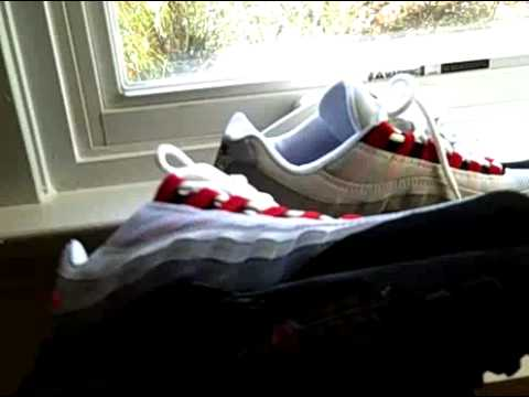 super popular 69923 4f20c Nike AirMax 95- Chili Red Limited Edition