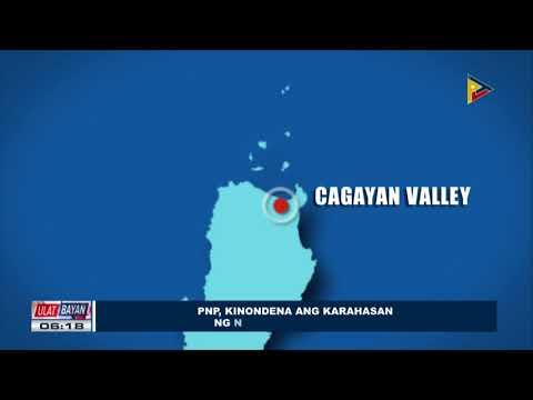 PNP, kinondena ang karahasan ng NPA sa Cagayan Valley