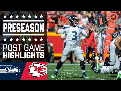 Seahawks vs. Chiefs | Game Highlights | NFL