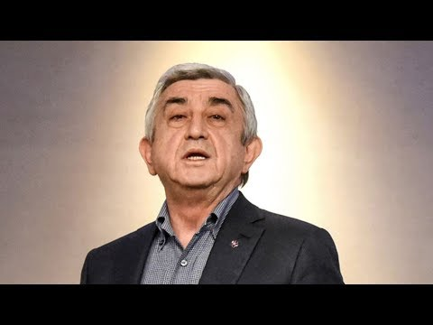 Серж Саргсян ушёл в отставку | НОВОСТИ