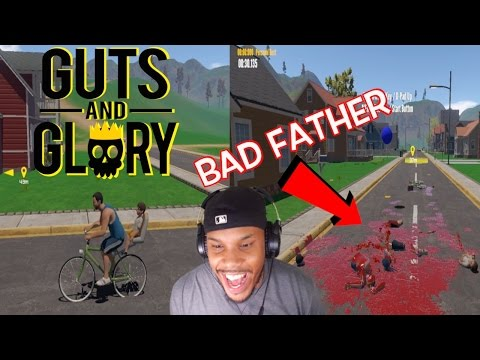 THIS GAME CRAZY: GUTS AND GLORY +FACECAM WITH @ITSREAL85