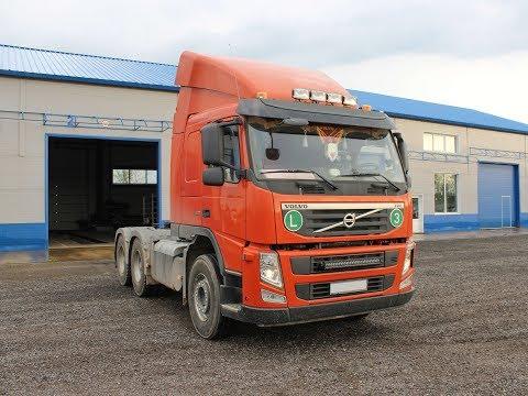 Седельный тягач Volvo FM 6x4 2012 года