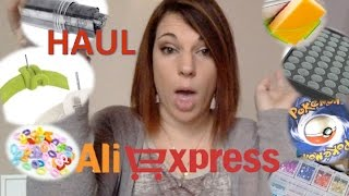 Haul Aliexpress 15
