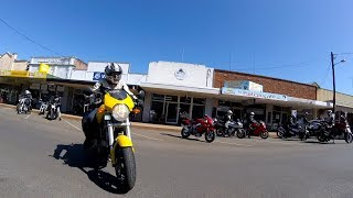 Coffs to Coutts Crossing run 9-9-18