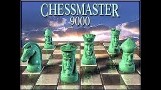 Playing chess in chessmasters 9000 for PC
