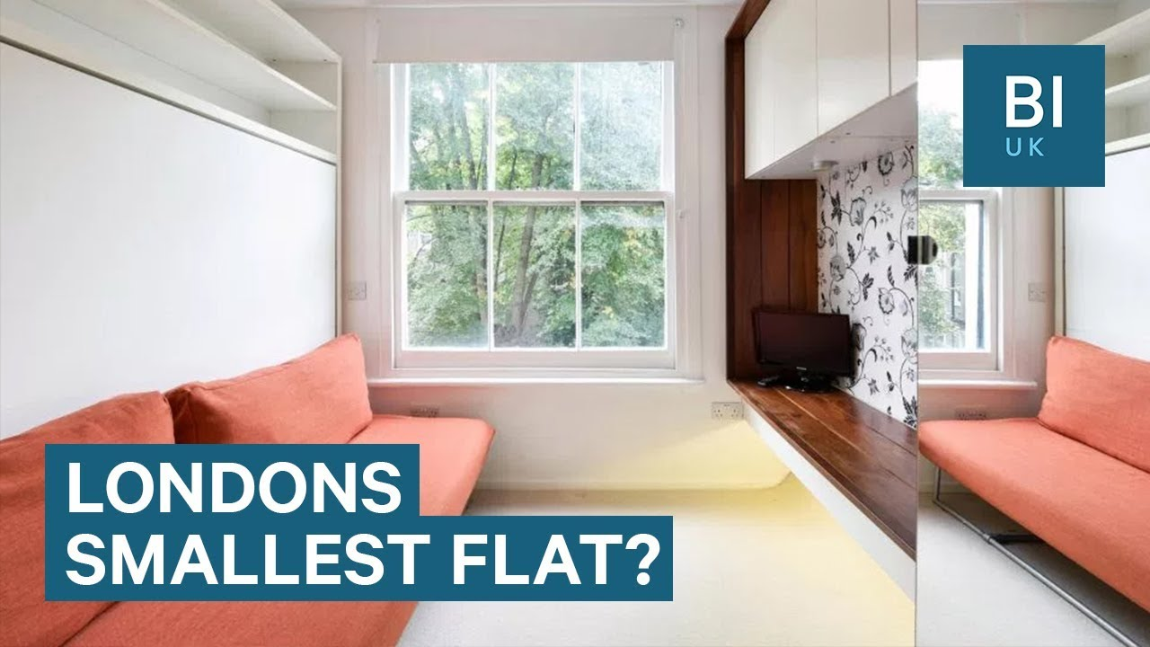 Inside The Tiny London Flat Being Sold For 225 000