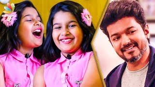 We Nicknamed Vijay Uncle as Murungakkai : Baby Yuvina Interview | Sarkar, Thalapathy