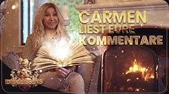 CARMEN liest EURE Kommentare 📖👓I Die Geissens