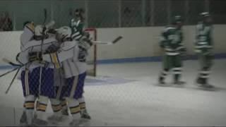 Acton Boxborough Varsity Boys Hockey vs Billerica 1/11/12