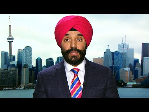 Navdeep Bains: GM made 'big mistake' by leaving Oshawa