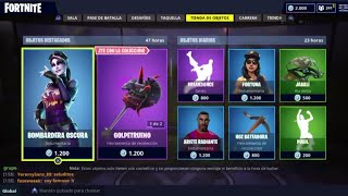 THE *NEW FORTNITE STORE TODAY OCTOBER 5 *NEW SKIN* MALIGNA, PICO AND ALADELTA BOMBARDER